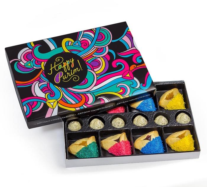 Purim Gift Box