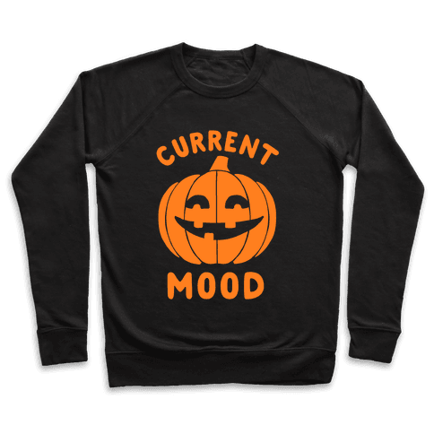 Black Orange Pumpkin Halloween Sweatshirt