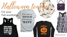 Halloween Touches for your Fall Wardrobe | Crafts & Kugel