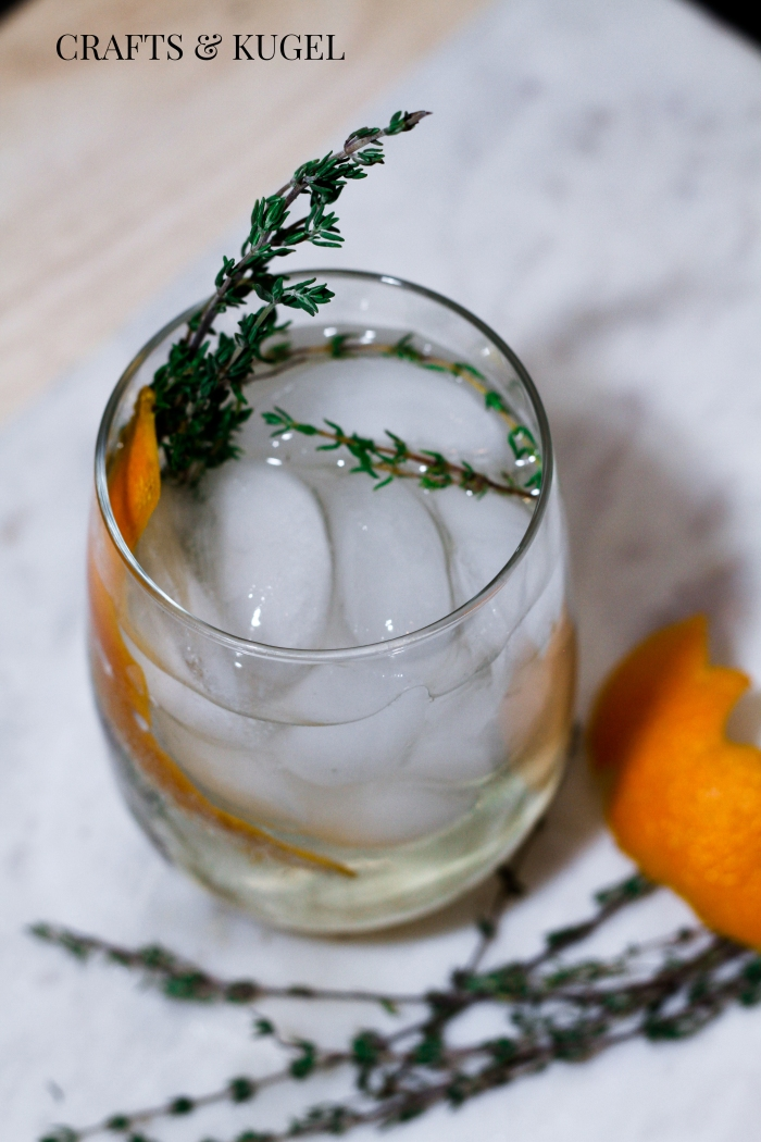 Sukkot-Spritz-Etrog-Cocktail | Crafts & Kugel