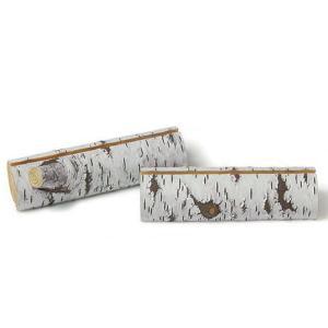 faux-birch-log-card-holders