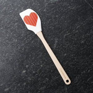 Red Heart Spatula | Galentine Gifts | Crafts & Kugel