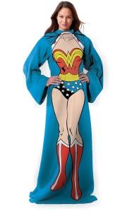 Wonder Woman Snuggie | Galentine Gifts | Crafts & Kugel