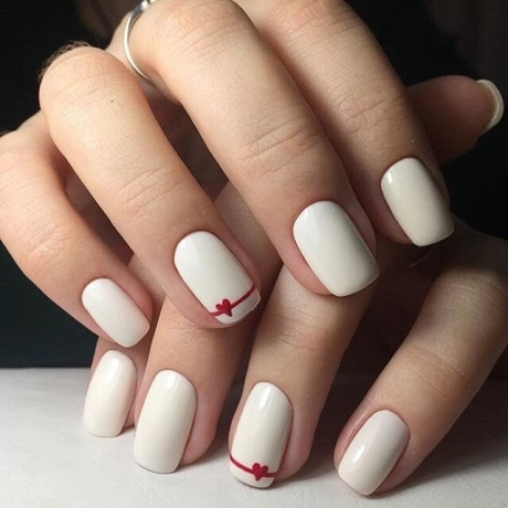 Valentines Day Nails Present | Crafts & Kugel