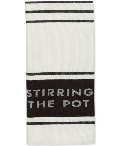 Stirring the Pot Towel | Galentine Gifts | Crafts & Kugel