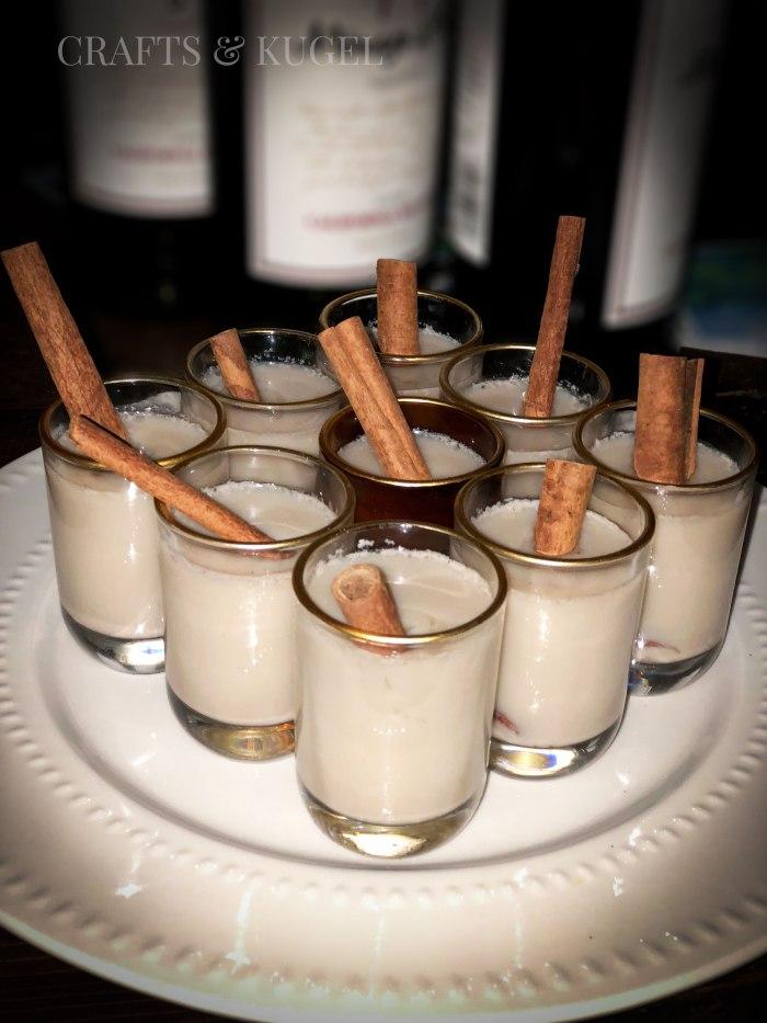 Vegan Leche Merengada for your Spanish Themed Shabbat Dinner | Crafts and Kugel